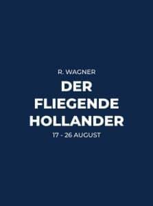 Read more about the article DER FLIEGENDE HOLLÄNDER