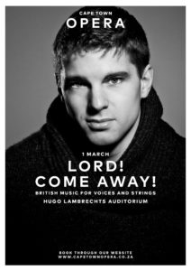 LORD! COME AWAY!